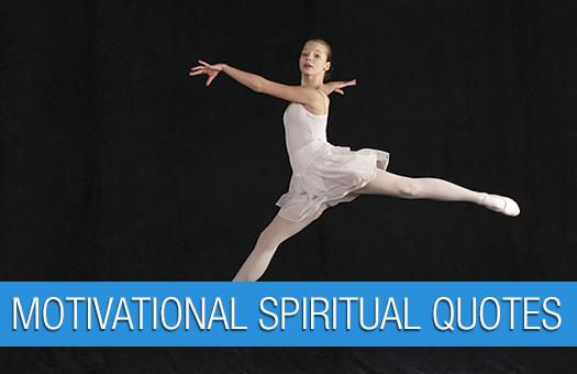 Motivational Spiritual Quotes
