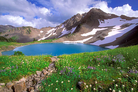 Lake Lillian by Don Paulson