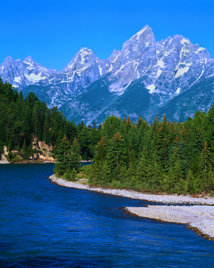 River, Mountain