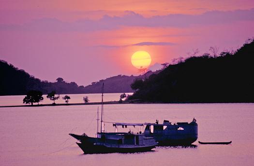 Sunset, Labanbajo