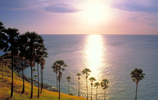 Patong Bay, Phuket Island