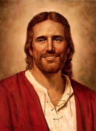 Christ's Love by Del Parson