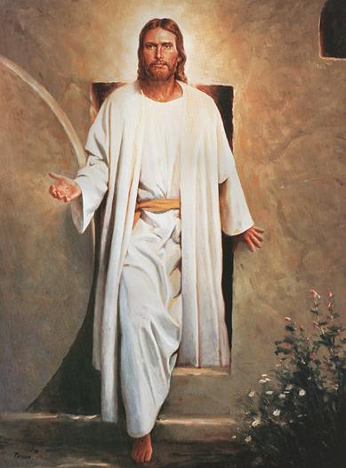He is Risen by Del Parson