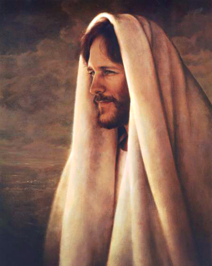 Gentle Healer by Greg Olsen