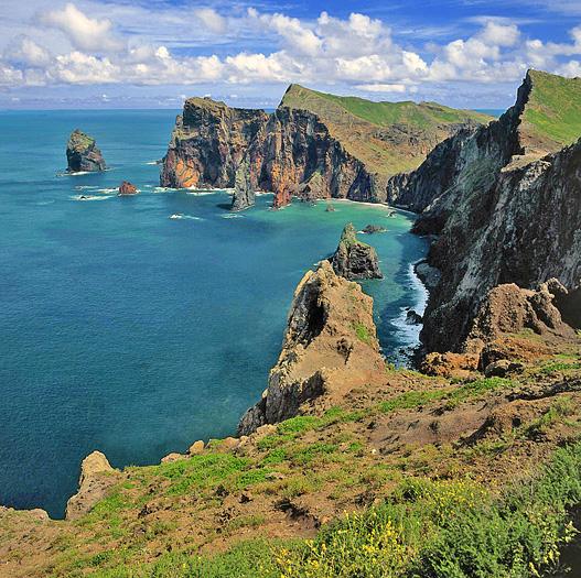 Ponta de San Lourenco, Madeira, Portugal