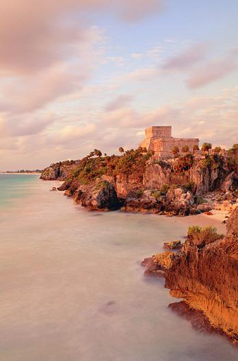 Tulum. Cobá. Yucatán Peninsula. Quintana Roo, Mexico