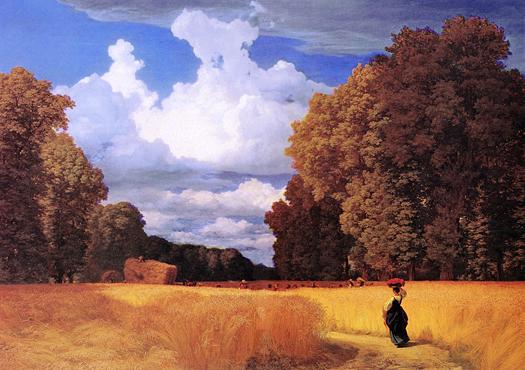 The Harvest by Robert Zund