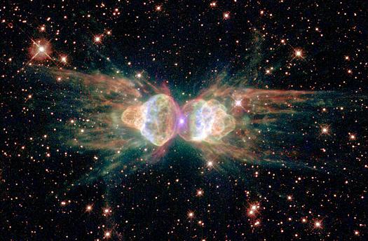 Ant Nebula Mz3