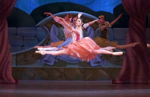 Figaro ballet in Kremlin Palace in Moscow