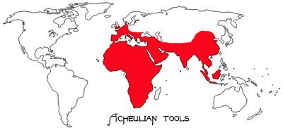 Acheulian tool-makers