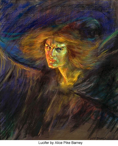 Lucifer by Alice Pike Barney