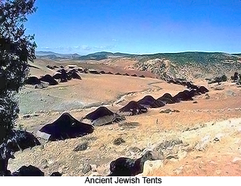 Ancient Jewish Tents