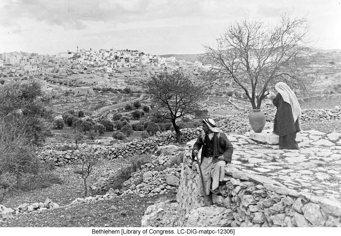 Bethlehem [Library of Congress. LC-DIG-matpc-12306]