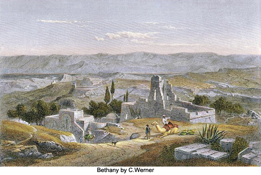 Bethany by C. Werner