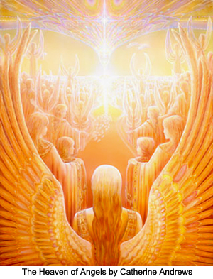 The Heaven of Angels by Catherine Andrews
