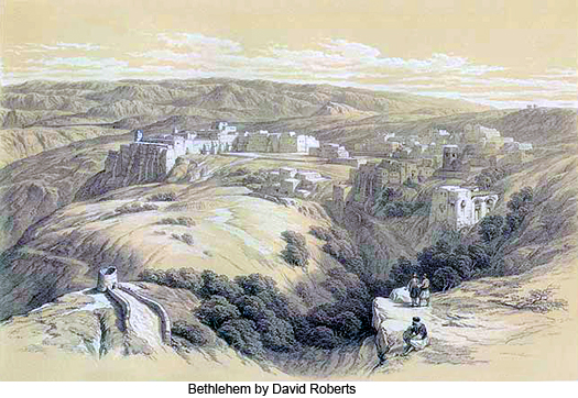 Bethlehem by David Roberts