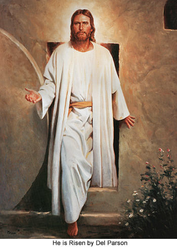 He is Risen by Del Parson