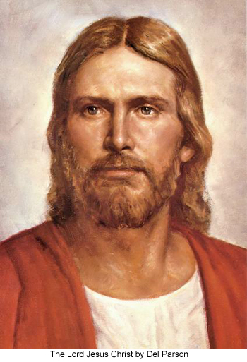 The Lord Jesus Christ by Del Parson