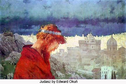Judasz by Edward Okun