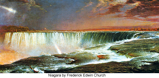 Niagara by Frederick Edwin Church
