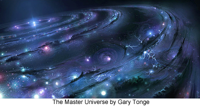 The Master Universe by Gary Tonge