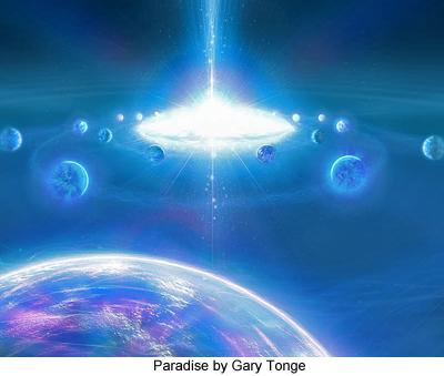 Paradise by Gary Tonge