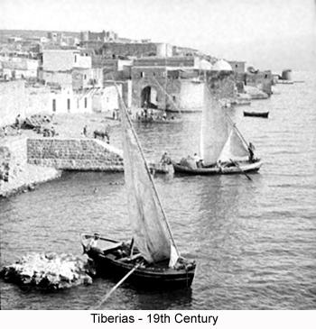 Tiberias - 19th Century