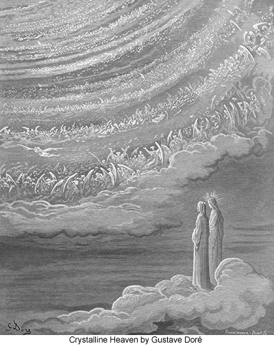 Crystalline Heaven by Gustave Doré