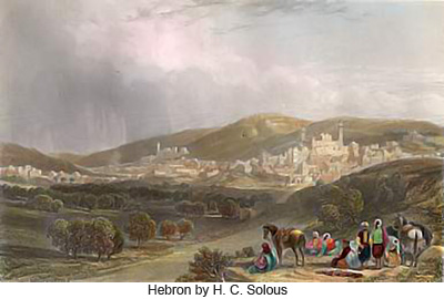 Hebron by H.C. Solous
