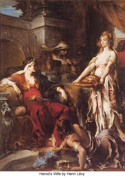 Herod's Wife by Bernard-Henri Lévy