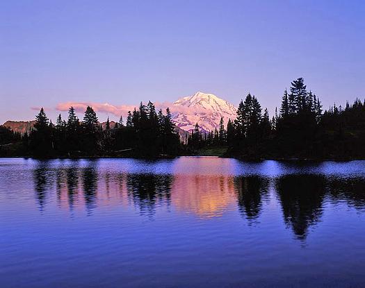 Eunice Lake, Mount Rainier NP, WA