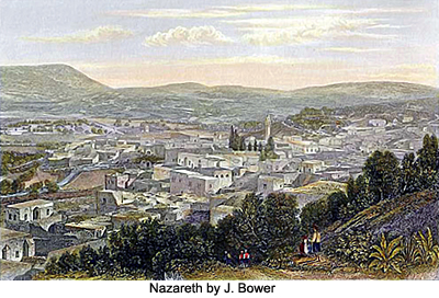 Nazareth by J. Bower