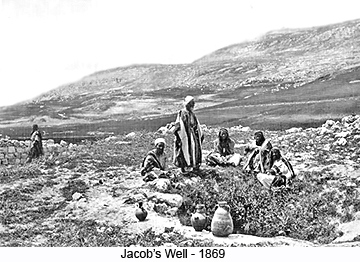 Jacobs Well, 1869 photograph