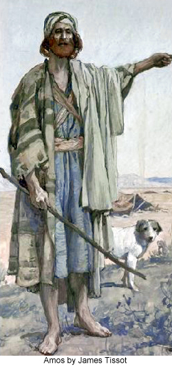 Amos by James Tissot