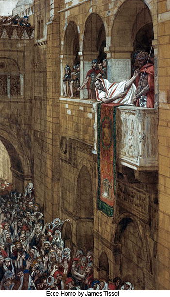 Ecce Homo by James Tissot