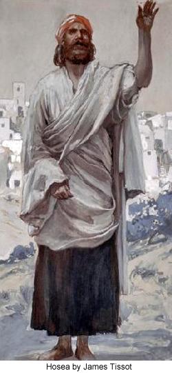 Hosea by James Tissot