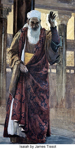 Isaiah by James Tissot