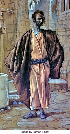 Judas by James Tissot