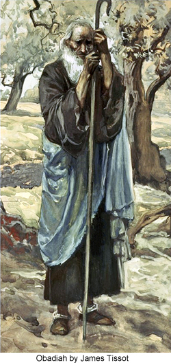 Obadiah by James Tissot