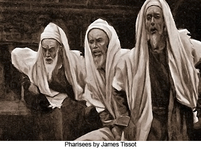 Pharisees by James Tissot
