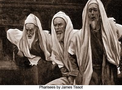 Pharisees by James Tissot