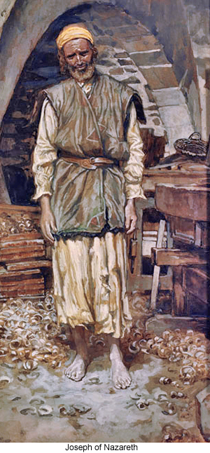 Saint Joseph by James Tissot