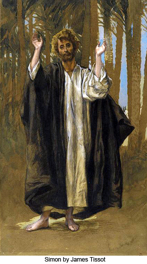 Simon by James Tissot