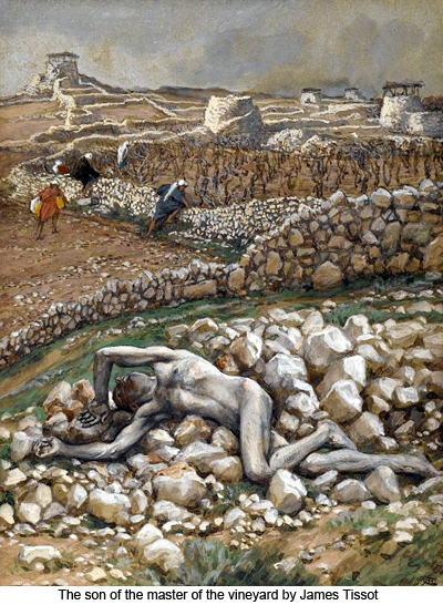Son of the Master of the Vineyard by James Tissot