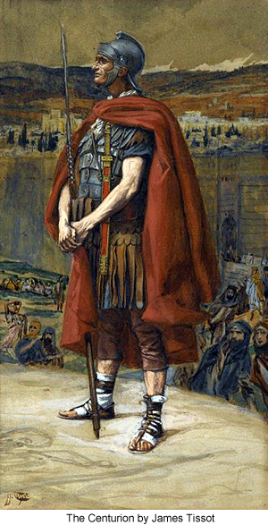 The Centurion by James Tissot