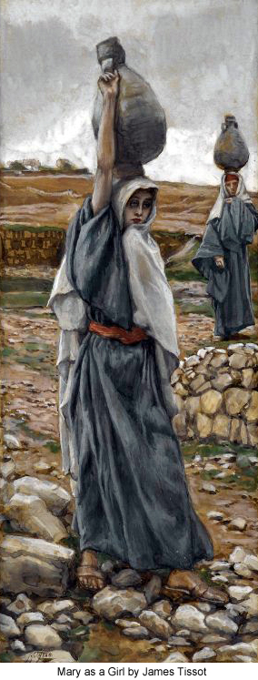 Mary by Alonzo Cano