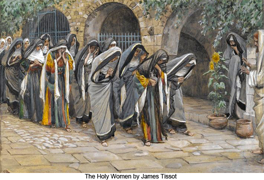 The Holy Women by James Tissot