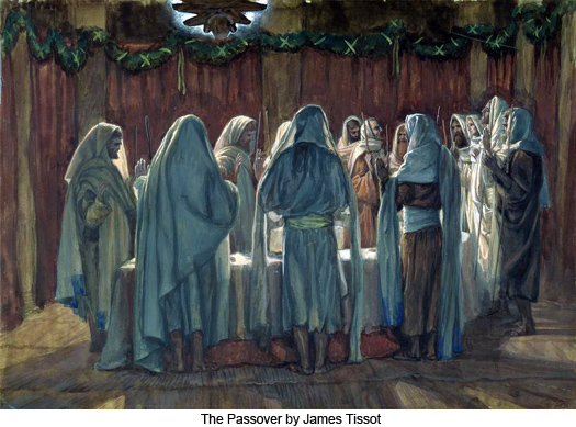 The Passover by James Tissot