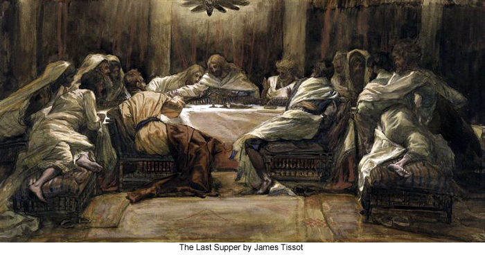 The Last Supper by James Tissot
