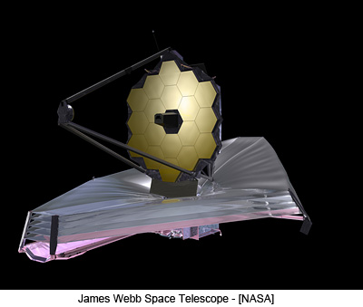 James Webb Space Telescope - [NASA]